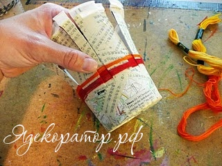 Плетеные корзинки своими руками