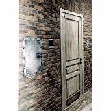 Декор дверей в лофт-интерьер