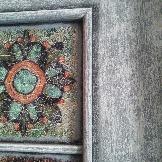Состаренные двери в лофт