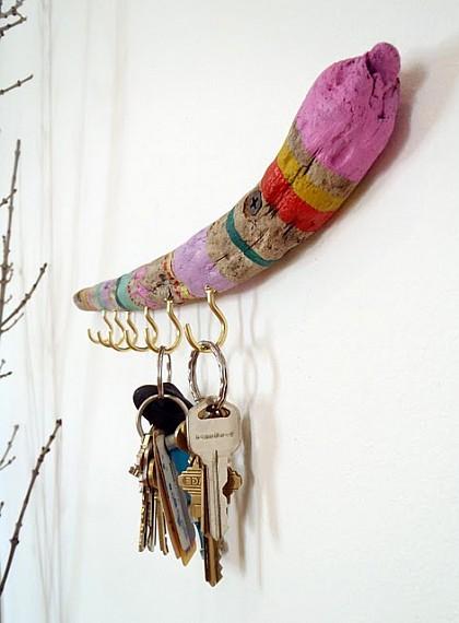 Ключницу на стену своими руками
