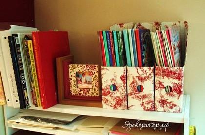 Для журналов и книг своими руками