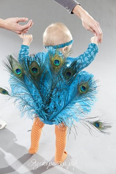 Детские костюмы на Halloween - photo#27