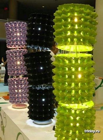Что можно сделать из лотков для яиц.