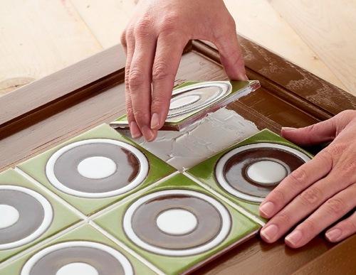 Декорирование кухни своими руками с фото