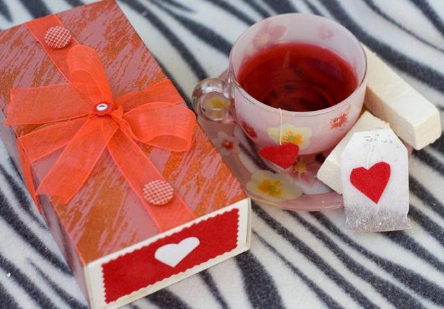 Чай с записками