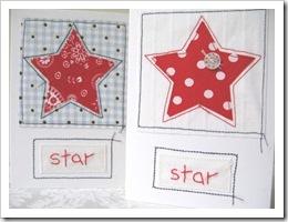 Вышивка на открытках своими руками