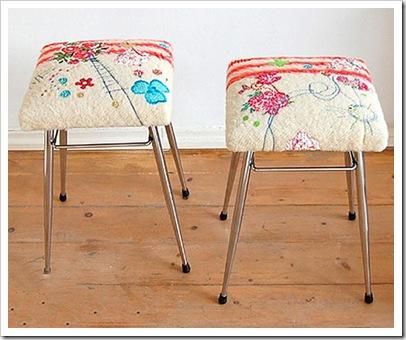 Переделка стульев своими руками