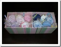 Что подарить новорожденному