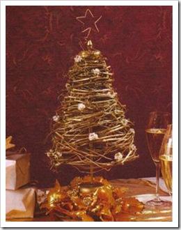 Как сделать декоративную елку своими руками