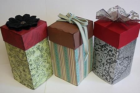 Подарочные коробки Подарочные