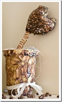 Кофейный стакан своими руками