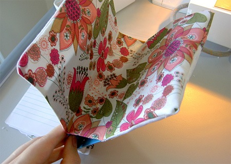 Сделать обложка для блокнота своими руками