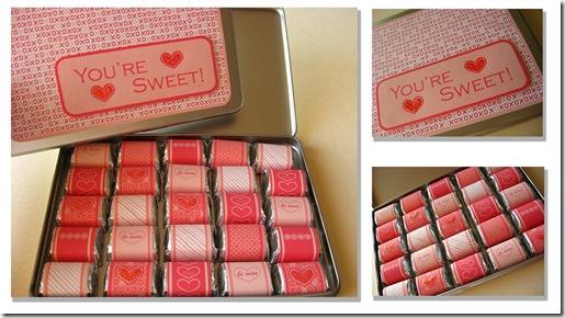 Подарочные конфеты ручной работы
