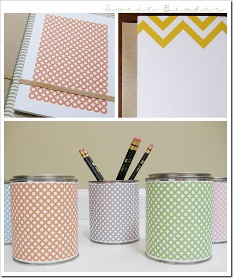 Стакан для карандашей