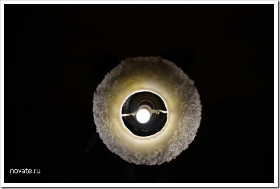 Как сделать лампу своими руками