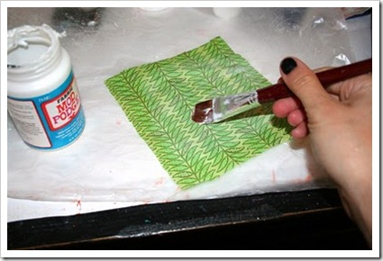 Декор тарелки своими руками