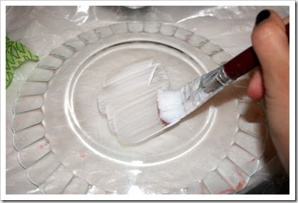 Тарелка своими руками с фото