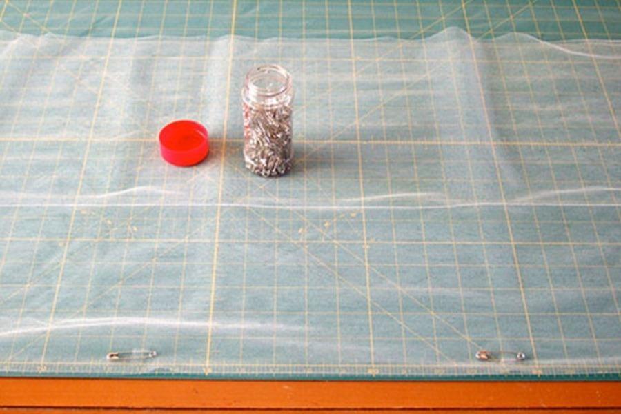 Как сделать абажур для торшера своими