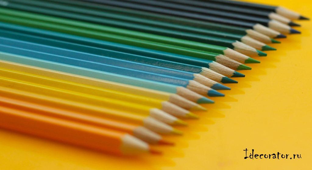 Баночка карандашей своими руками фото 695